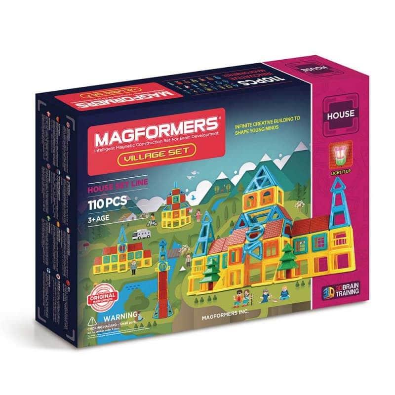 """Магнитный конструктор """"Village Set"""", Magformers"""
