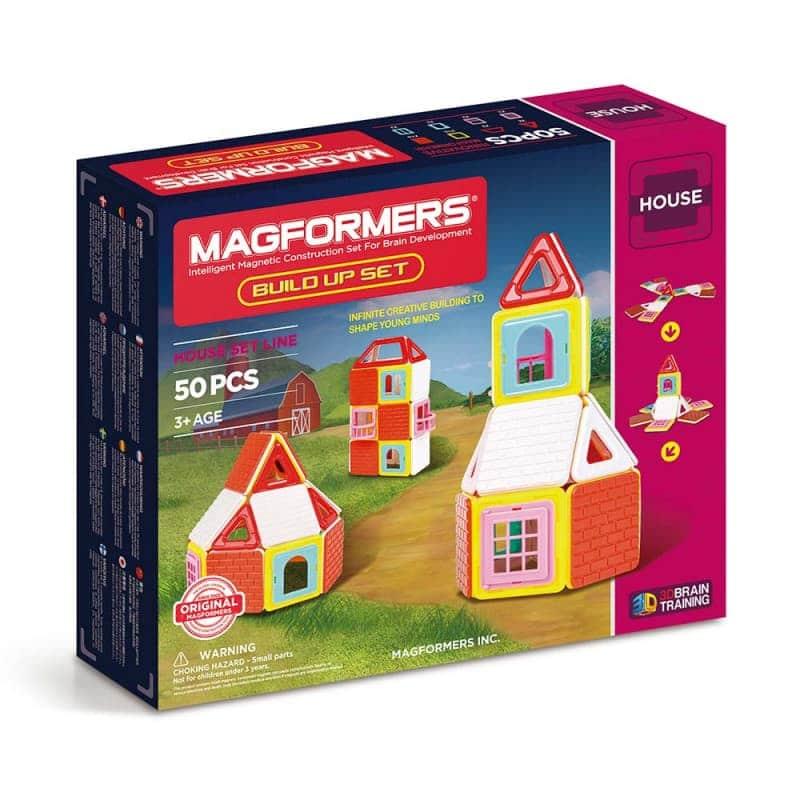 """Магнитный конструктор """"Build Up Set"""", Magformers"""