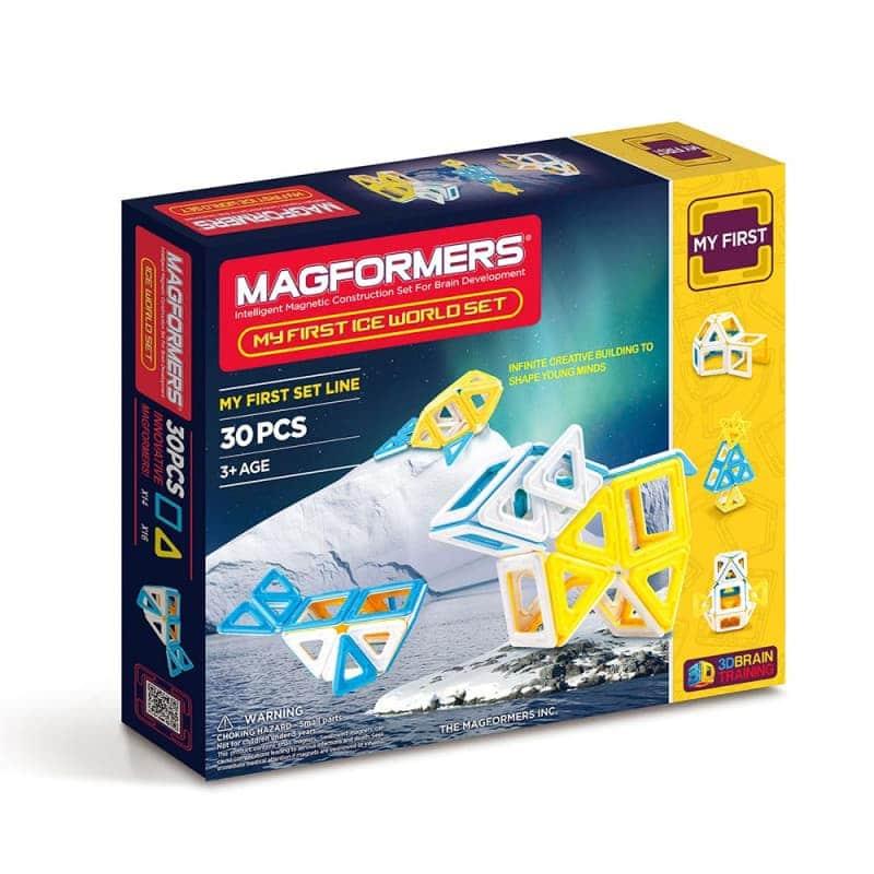 "Магнитный конструктор ""My First Ice World Set"", Magformers"