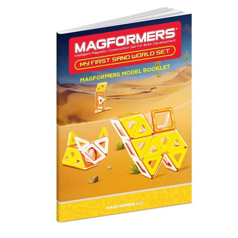 "Магнитный конструктор ""My First Sand World Set"", Magformers"