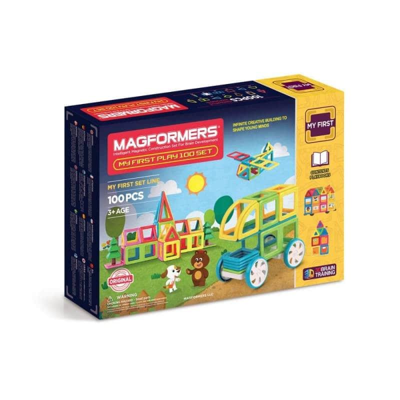 "Магнитный конструктор ""My First Play Set"", Magformers"
