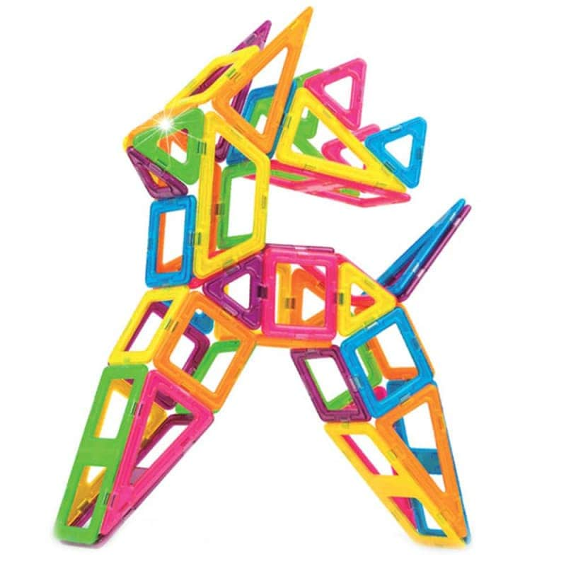 """Магнитный конструктор """"Neon Color Set"""", Magformers"""