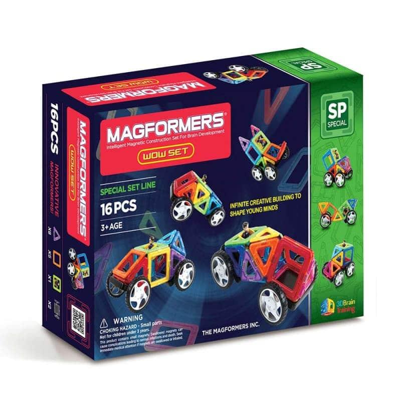 """Магнитный конструктор """"Wow set"""", Magformers"""