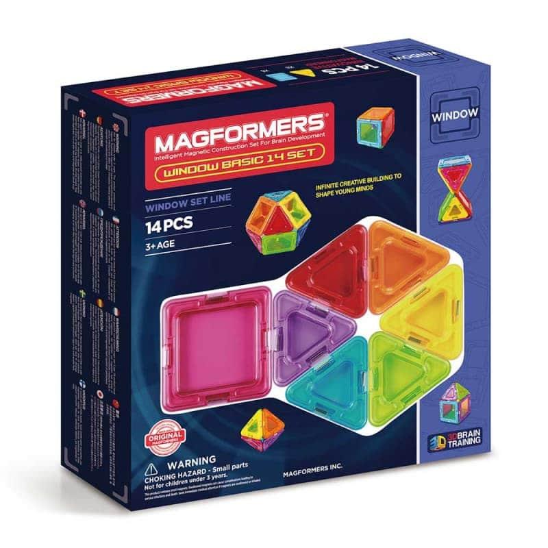 """Магнитный конструктор """"Window Basic Set"""", Magformers"""