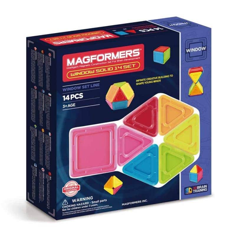 """Магнитный конструктор """"Window Solid Set"""", Magformers"""