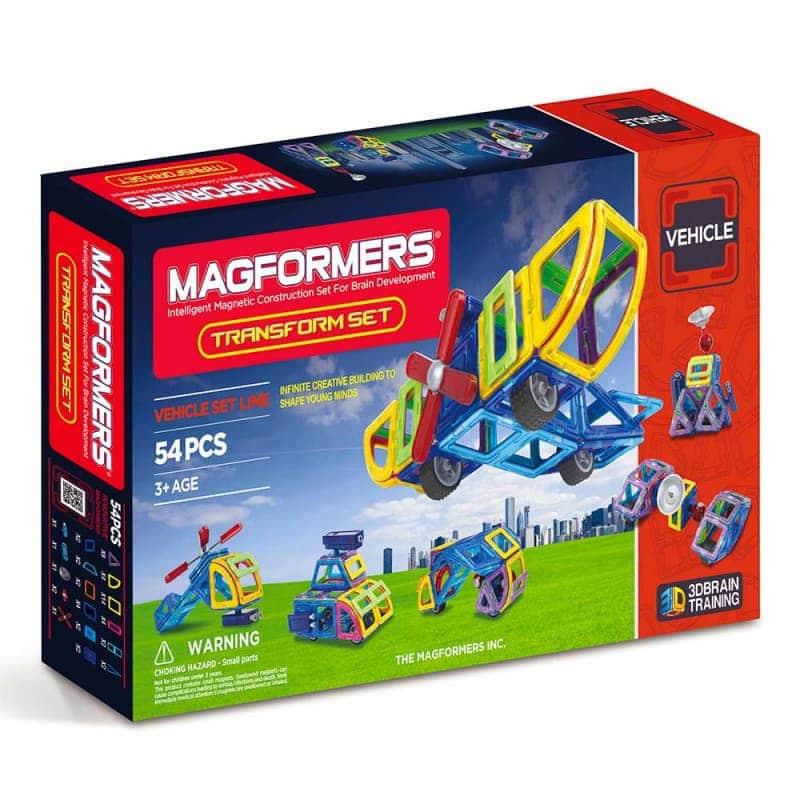 """Магнитный конструктор """"Transform Set"""", Magformers"""