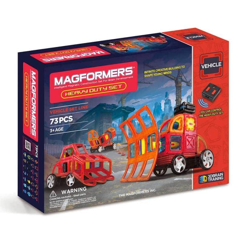 """Магнитный конструктор """"Heavy Duty Set"""", Magformers"""