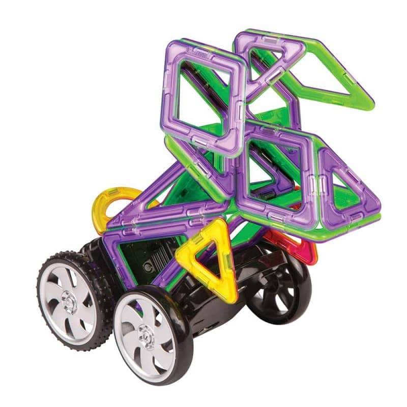"""Магнитный конструктор """"Zoo Racing Set"""", Magformers"""