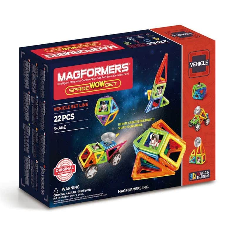 "Магнитный конструктор ""Space Wow Set"", Magformers"