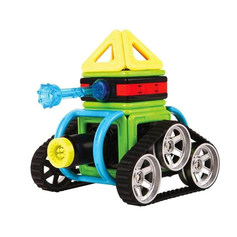 """Магнитный конструктор """"Mini Tank Set"""", Magformers"""