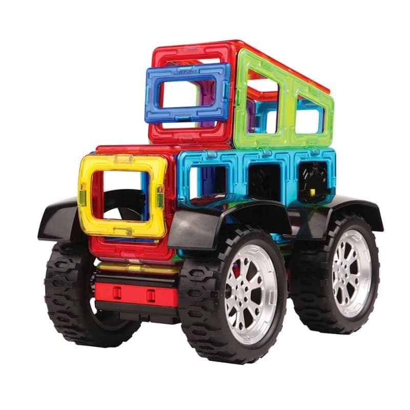 "Магнитный конструкторо ""Power Vehicle Set"", Magformers"