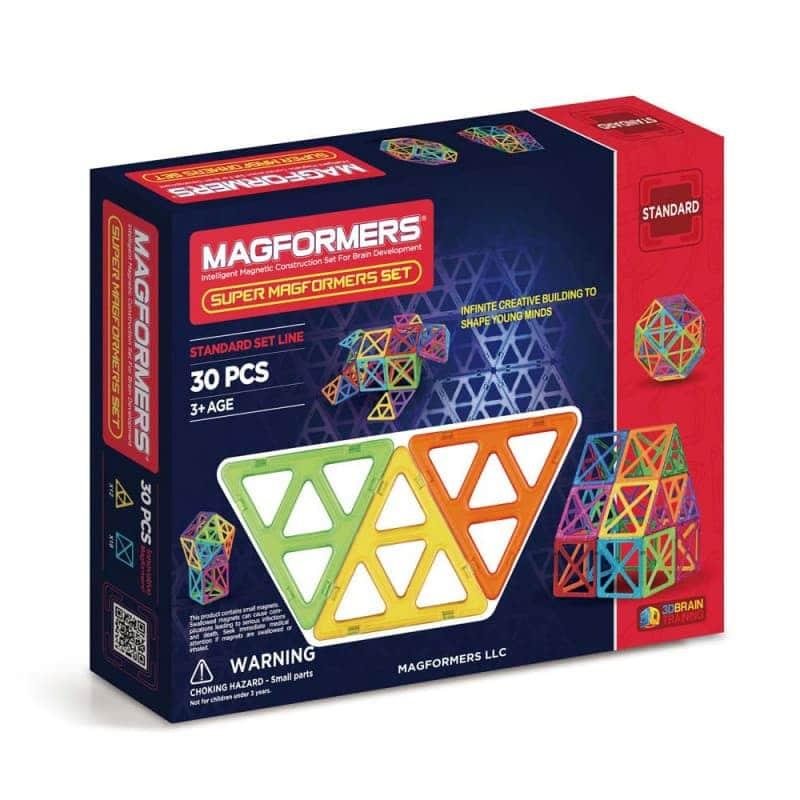 """Магнитный конструктор """"Super Magformers Set"""", Magformers"""