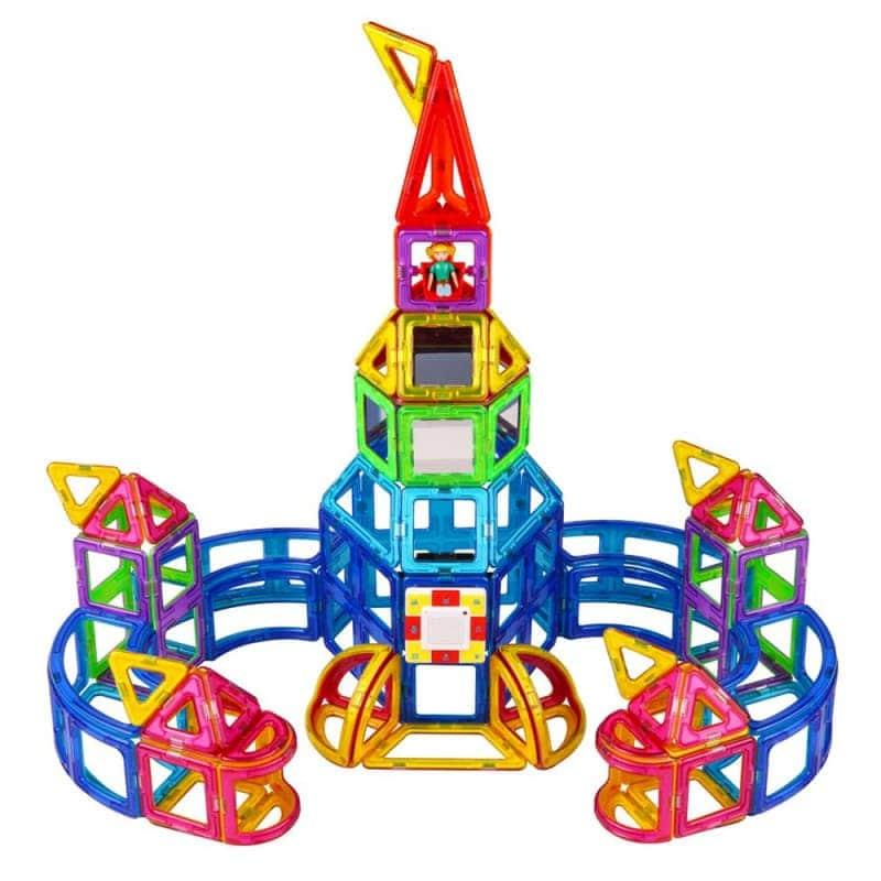 "Магнитный конструктор ""Steam Basic Set"", Magformers"
