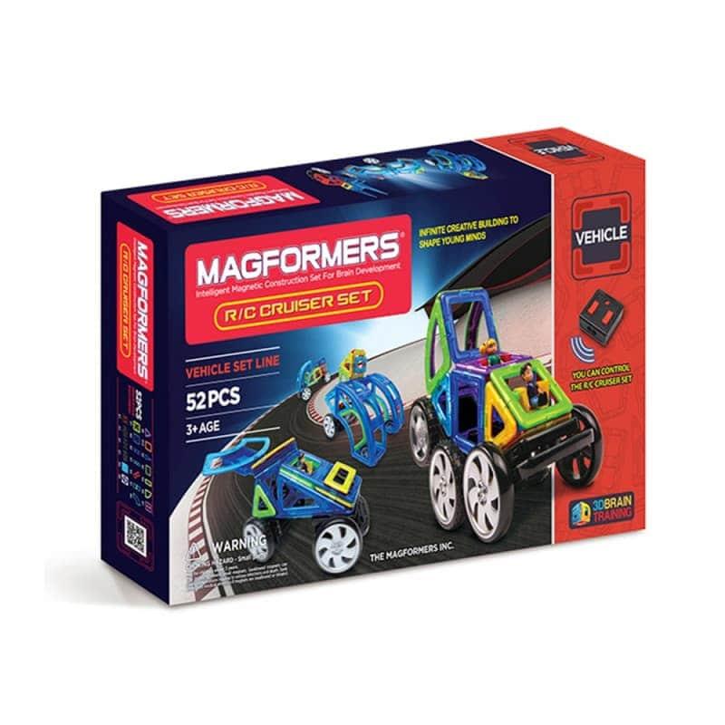 """Магнитный конструктор """"R/C Cruiser Set"""", Magformers"""