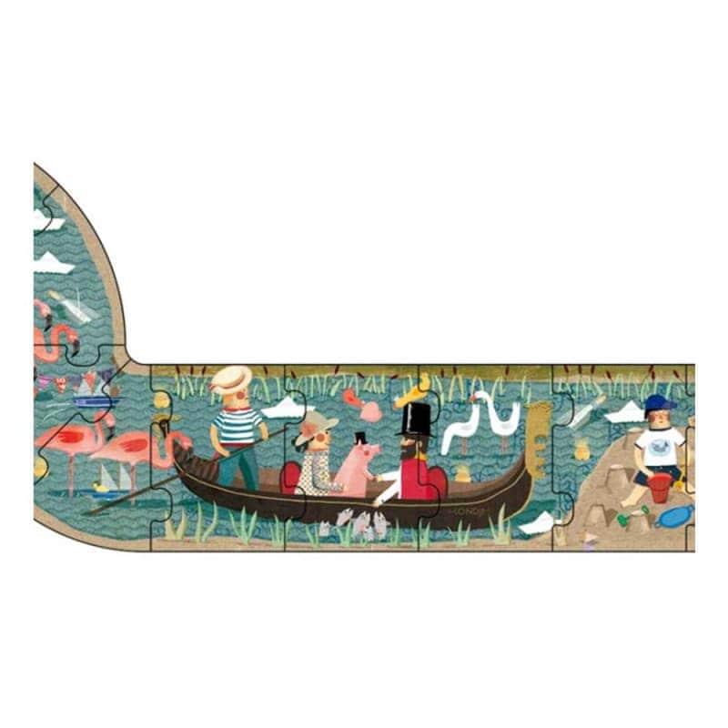 "Пазл ""My river puzzle"", Londji"