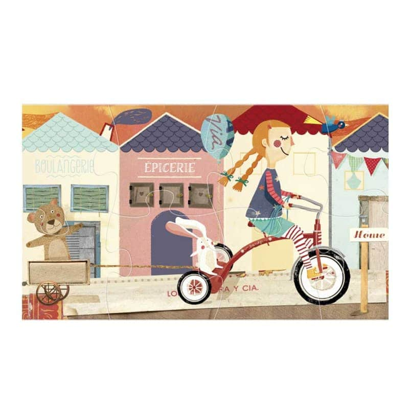"""Пазл """"My tricycle puzzle"""", Londji"""