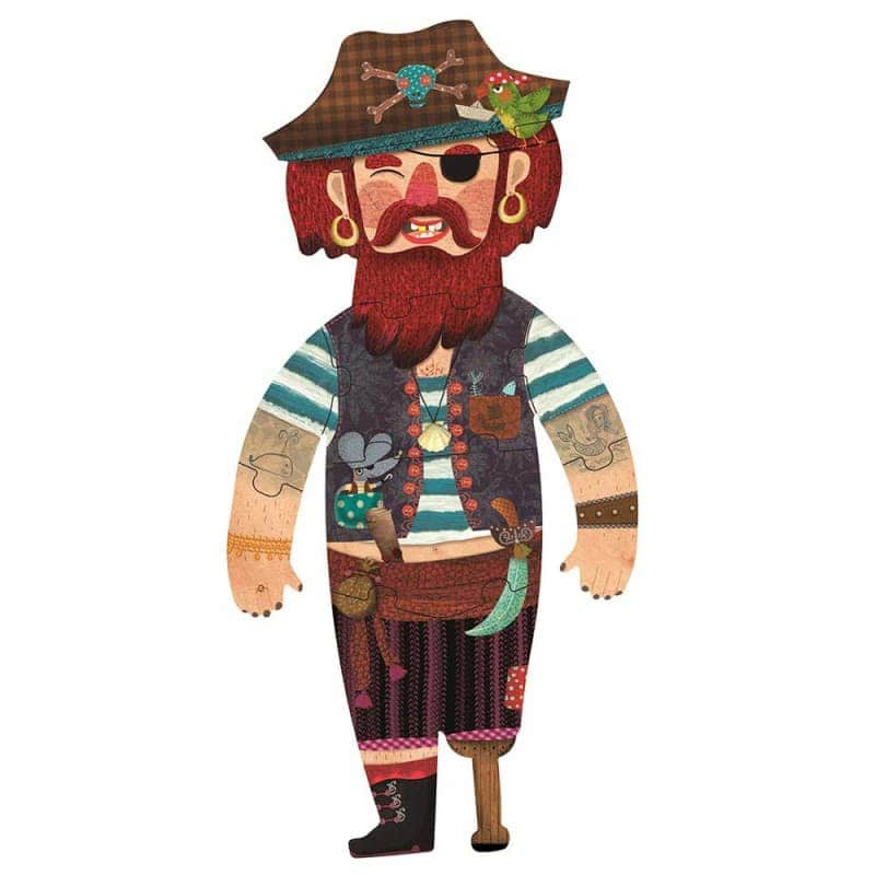 "Пазл ""My pirate puzzle"", Londji"