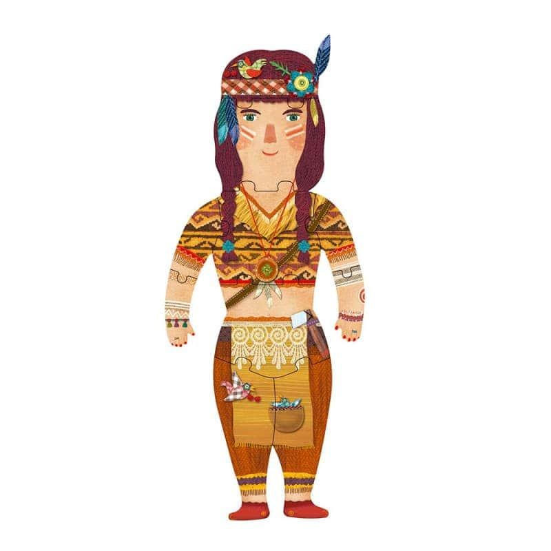 "Пазл ""My indian puzzle"", Londji"