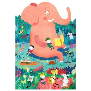 "Пазл ""My big friend puzzle"", Londji"