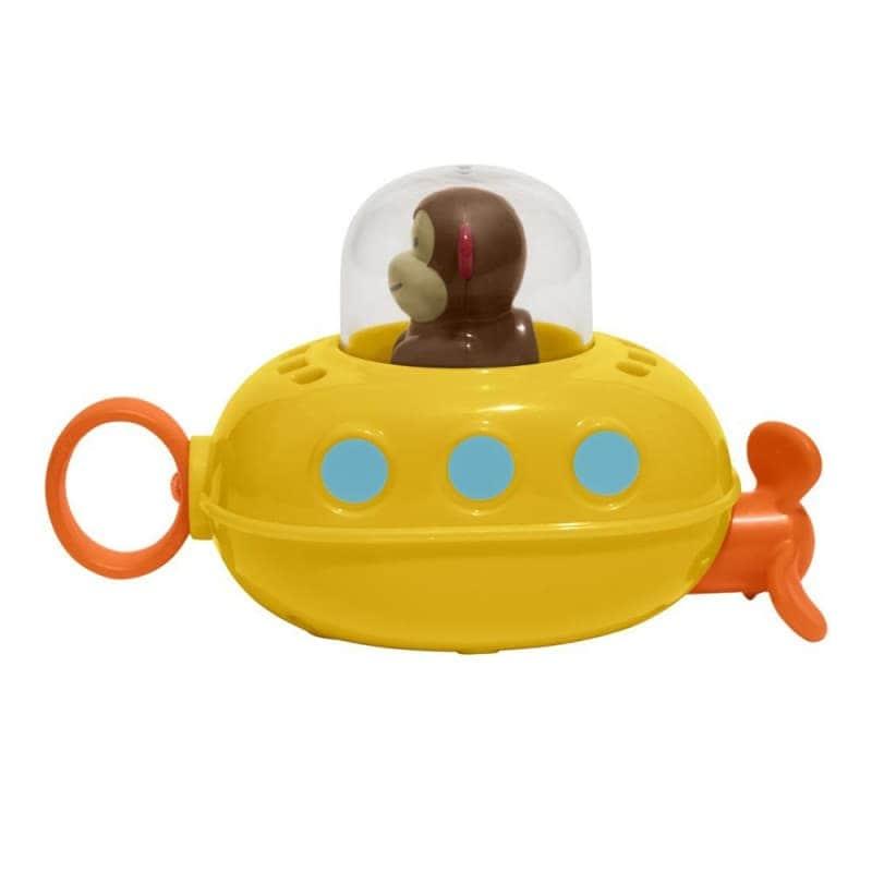 """Игрушка для купания """"Мартышка в субмарине"""", Skip Hop"""