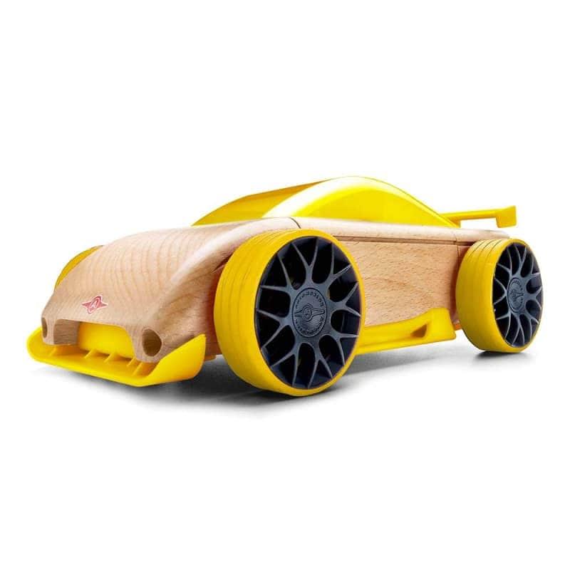 "Машинка-конструктор ""Mini C9-R Sportscar"", Automoblox"