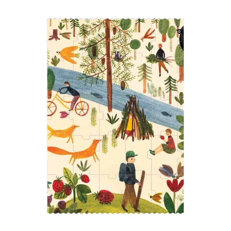 "Пазл ""Enjoy the forest puzzle"", Londji"