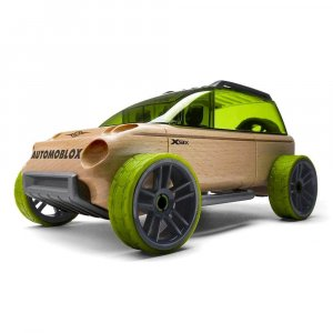 "Машинка-конструктор ""Mini X9-X SUV"", Automoblox"