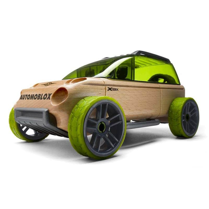 "Машинка-конструктор ""Mini X9-X SUV"", Automoblox"