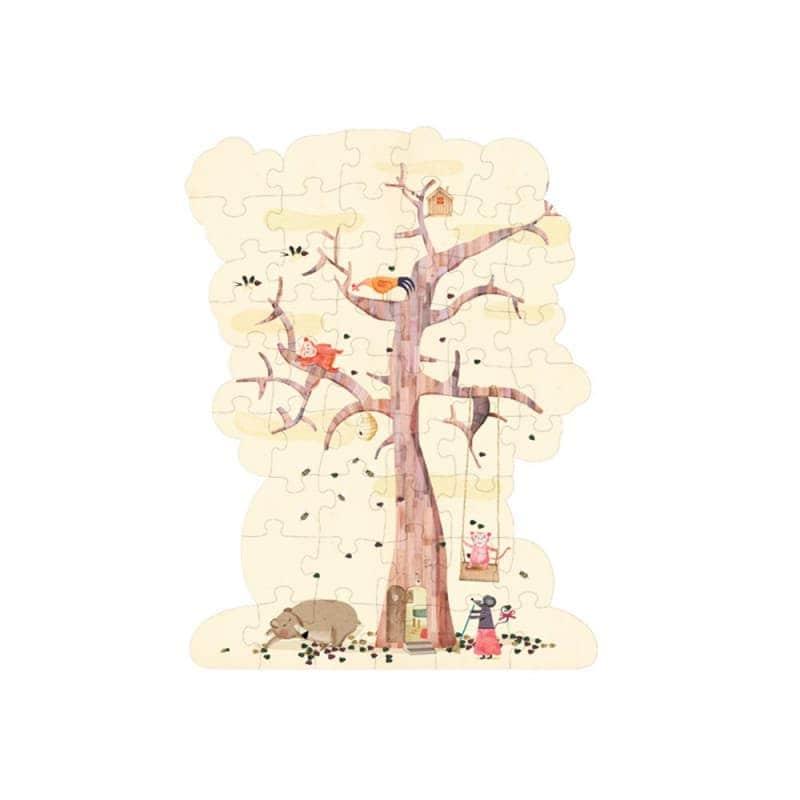"Пазл ""My tree puzzle"", Londji"
