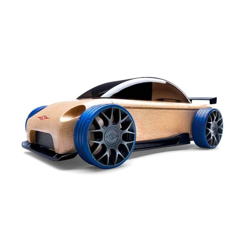 """Машинка-конструктор """"Mini S9-R Sports Sedan"""", Automoblox"""