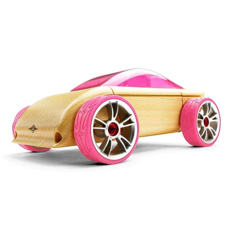 "Машинка-конструктор ""Mini C9-P Sportscar"", Automoblox"
