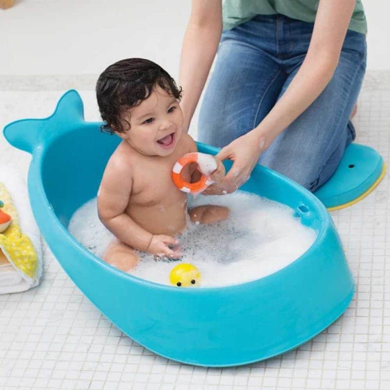 "Ванночка для купания ""Кит"", Skip Hop"