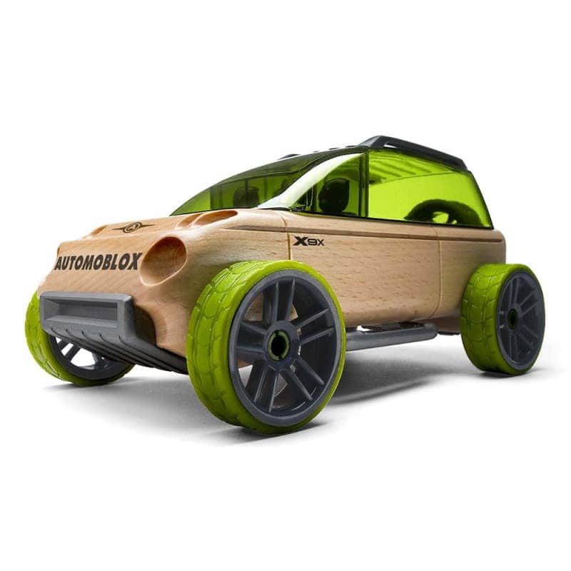 "Машинка-конструктор ""X9-X Sport Utility"", Automoblox"
