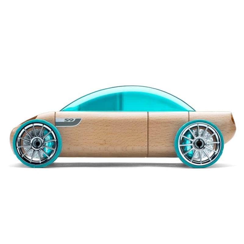 """Машинка-конструктор """"S9 Sedan"""", Automoblox"""