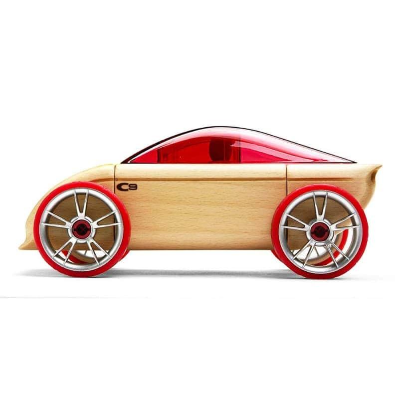 """Машинка-конструктор """"C9 Sportscar"""", Automoblox"""