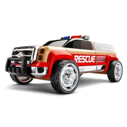 "Машинка-конструктор ""T900 Rescue Truck"", Automoblox"