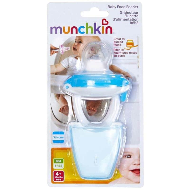 """Силиконовый ниблер """"Baby Food Feeder"""", Munchkin"""