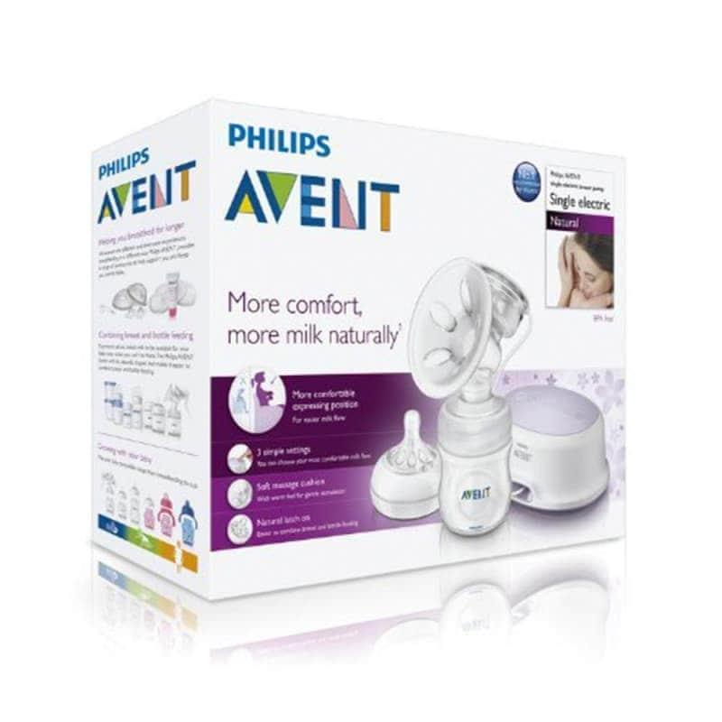 Электронный молокоотсос, Philips Avent