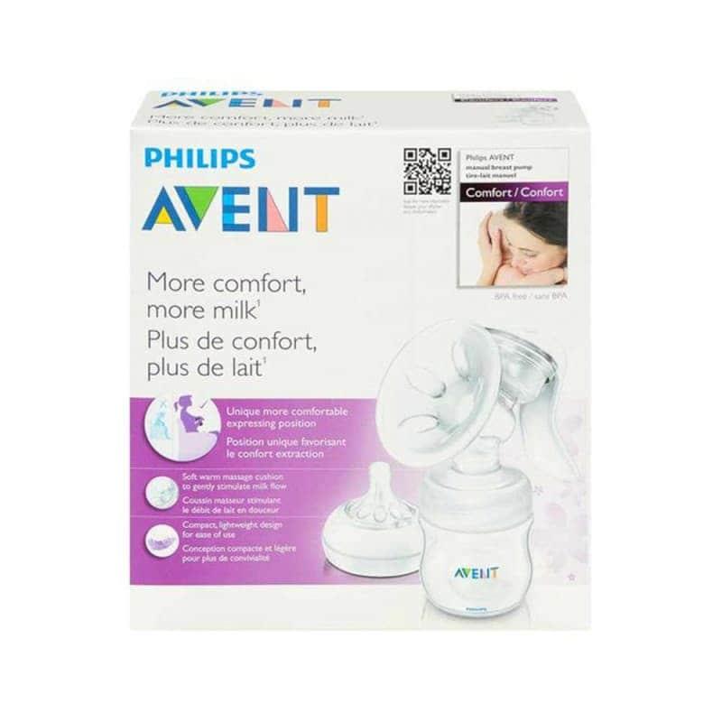 Ручной молокоотсос, Philips Avent