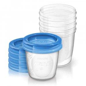 Контейнеры для хранения молока, Philips Avent
