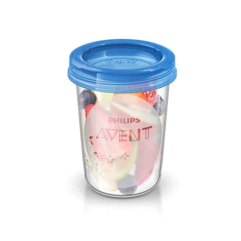 Контейнеры для хранения продуктов, Philips Avent