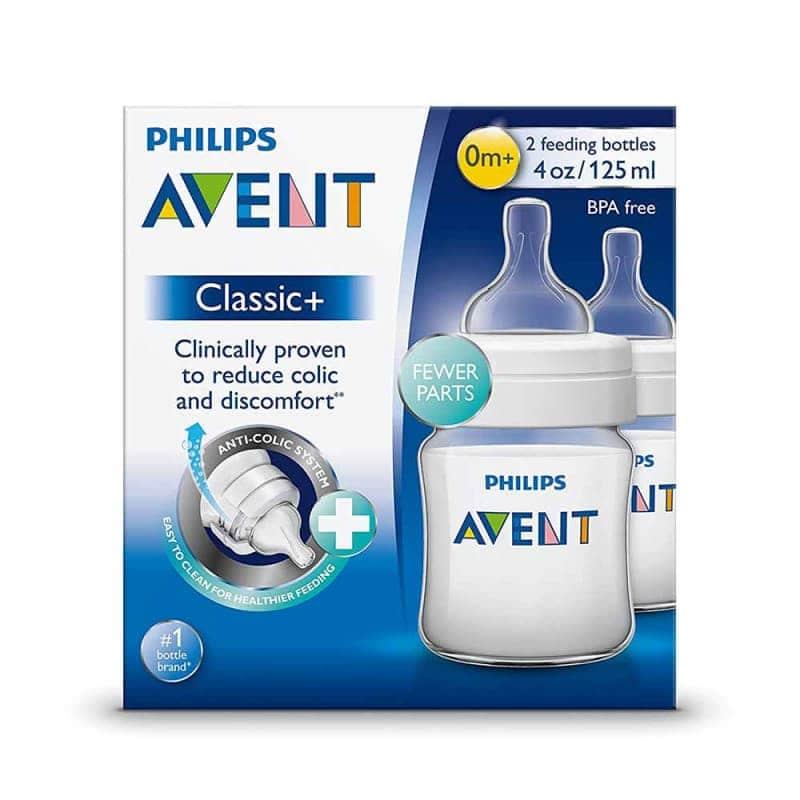 "Бутылочка для кормления ""Classic+"", Philips AVENT"