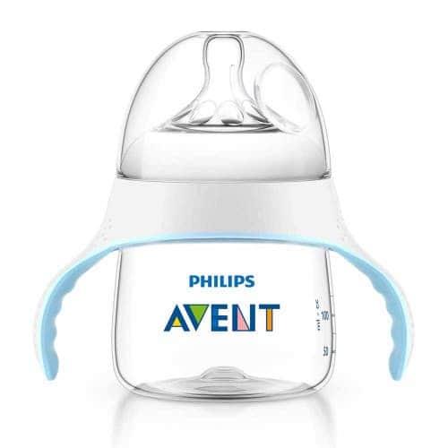"Тренировочная бутылочка ""Natural"", Philips Avent"