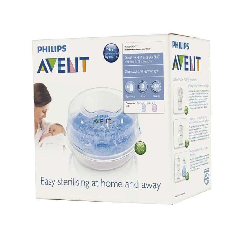 Стерилизатор для СВЧ, Philips AVENT