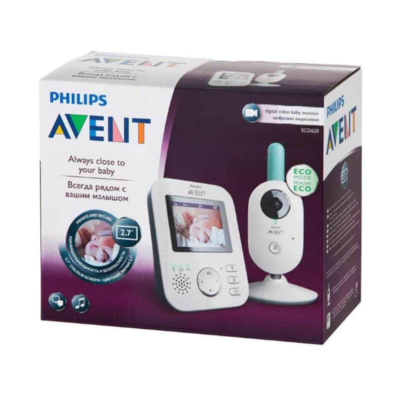 Цифровая видеоняня (SCD620/52), Philips AVENT