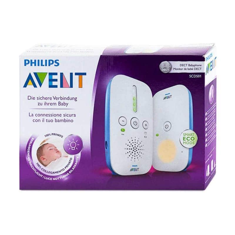 Цифровая радионяня (SCD501/00), Philips AVENT