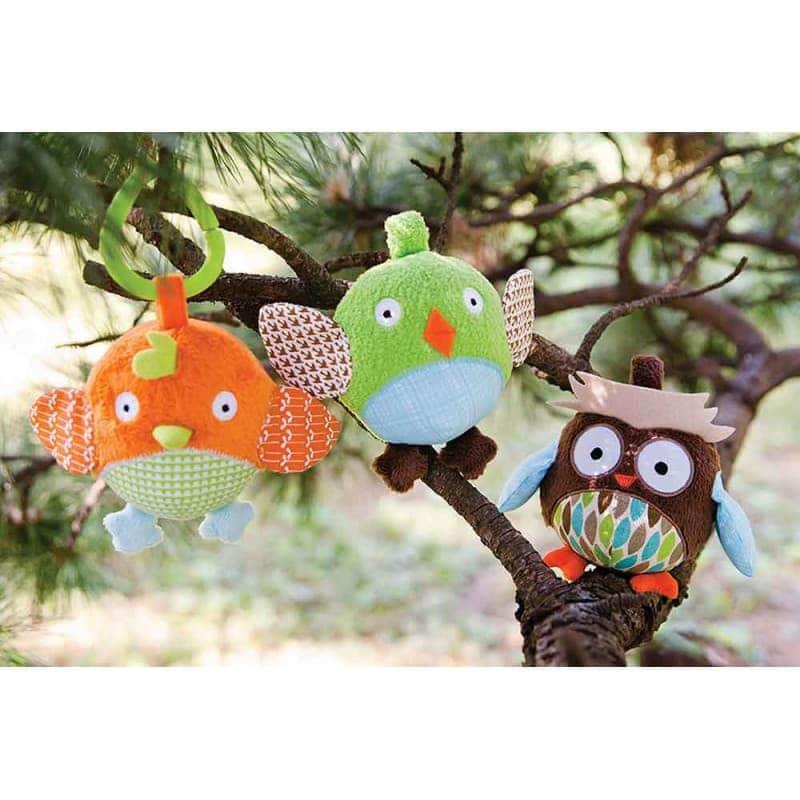"""Набор подвесных игрушек """"Лесные жители"""", Skip Hop"""