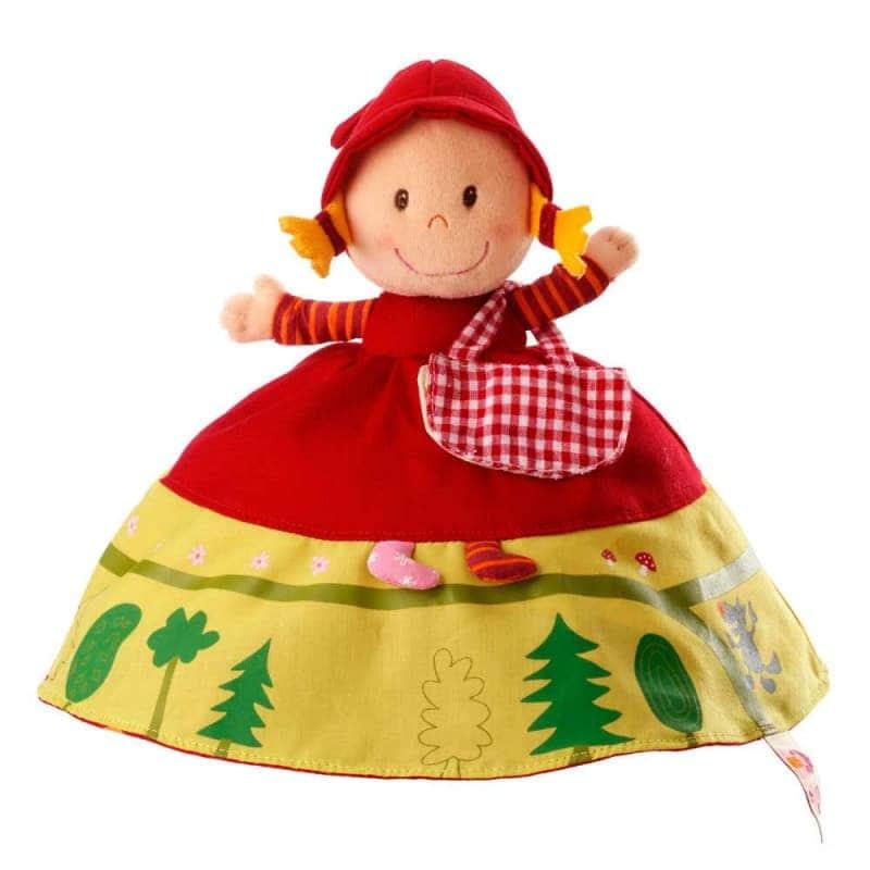 """Двусторонняя игрушка-сказка """"Красная шапочка"""", Lilliputiens"""