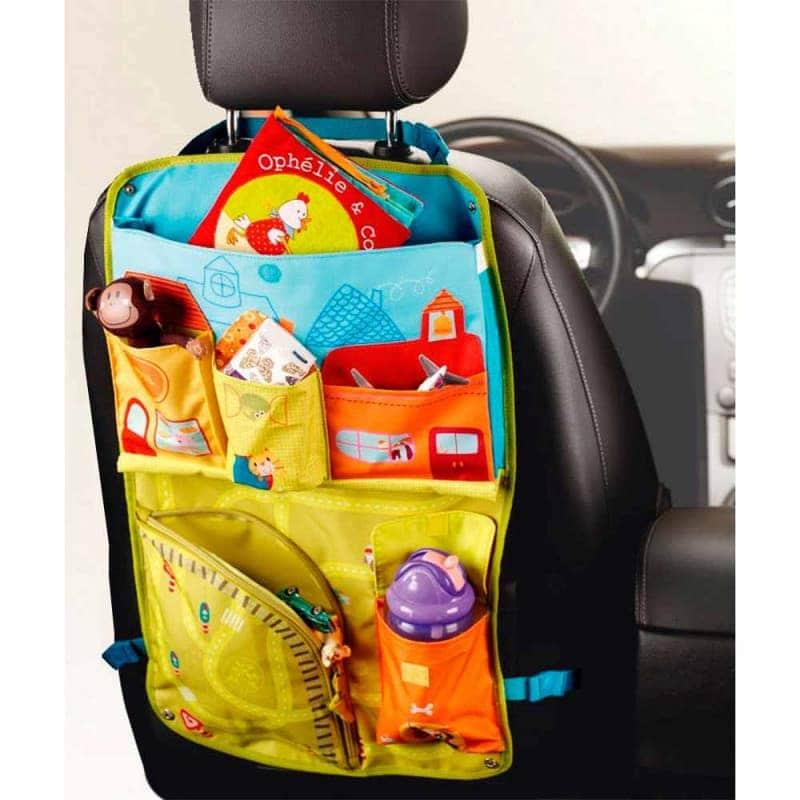 Детский органайзер в автомобиль, Lilliputiens