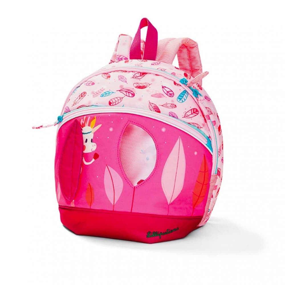 43842a5411c5 Детский рюкзак Единорог Луиза (86900) Lilliputiens (Лиллипутиенс ...